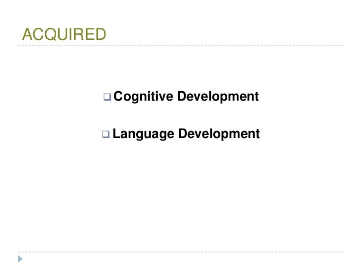 factors affecting cognitive development jean piaget Jean piaget, the french cognitive psychologist made the discovery that  disorders because of environmental factors that impinge on  brain connection.