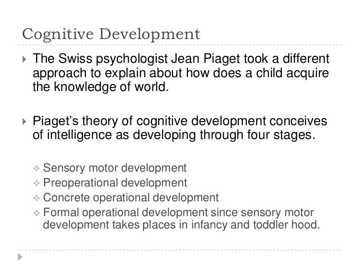 factors that affect the cognitive development of a child However, there are several factors that affect a child to develop and master the   on tests of language development and cognitive development than do children.