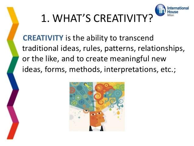 A Creative Classroom - Luisa Pontalti