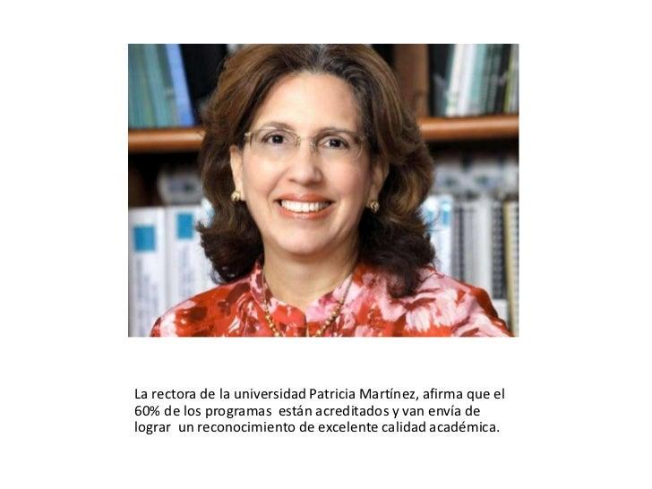 Acreditacion institucional de la universidad tecnologica de bolivar Slide 3