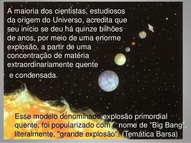 5d089a9756631 A criação do universo e origem da vida no planeta terra