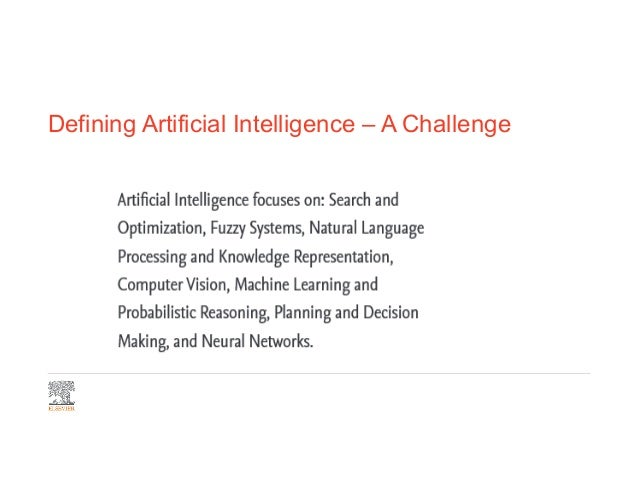 Impact of Artificial Intelligence (AI) on Libraries  Slide 3