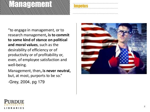 Critical Information Literacy and Service-Learning for Management Students Slide 2