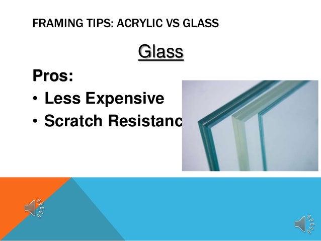 acrylic vs glass custom framing tips. Black Bedroom Furniture Sets. Home Design Ideas