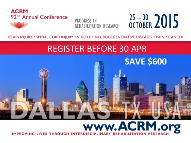 REGISTER BEFORE 30 APR SAVE $600