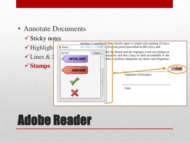 how to add sticky notes in adobe acrobat pro