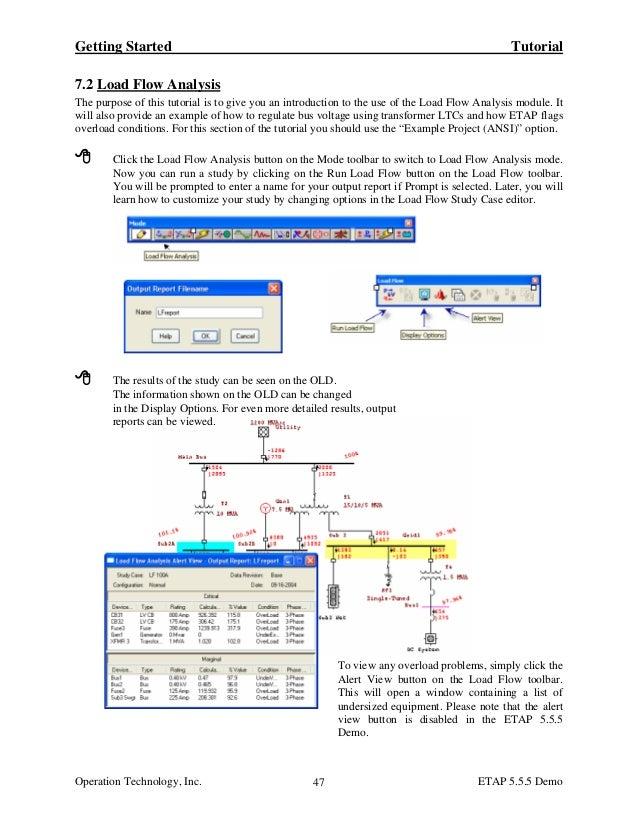 acrobat document rh slideshare net Etap Neher-McGrath Etap Electrical