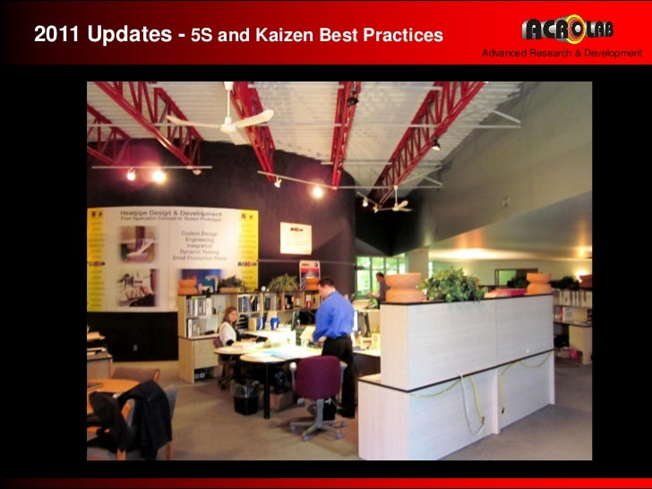 5s practices 2 | how to sustain success with the practice of 5s communicate the introduction of 5s through signage, posters, shadow-boards, newsletters, internal emails, and.