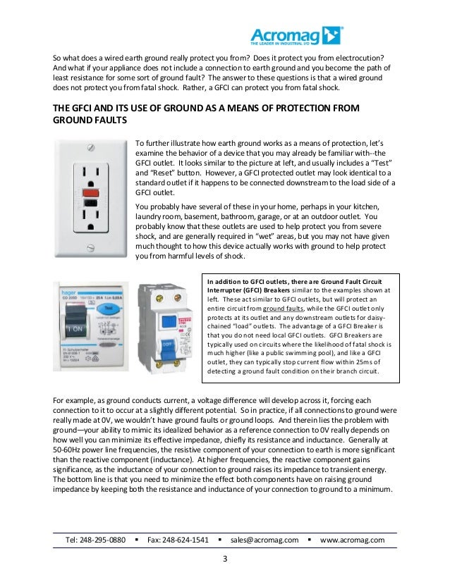 The Complete Acromag Guide to Industrial Electrical Grounding