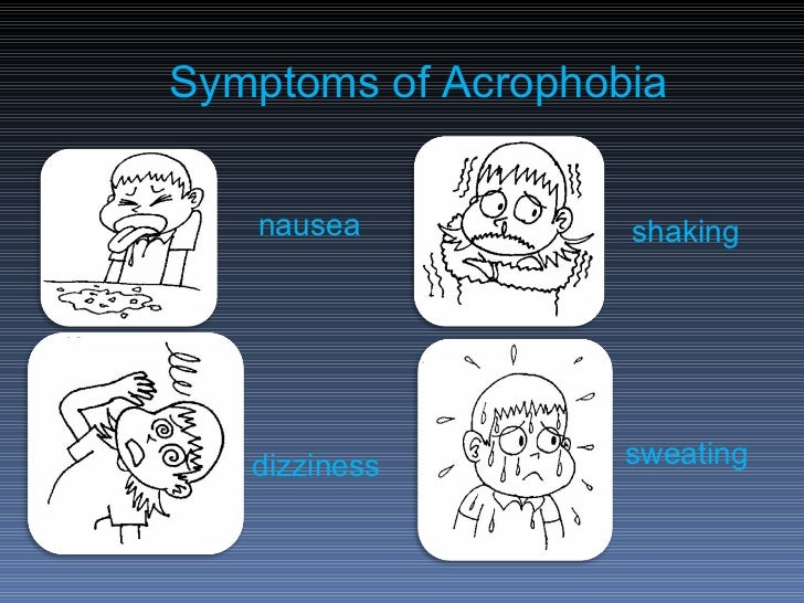 Acrophobia Treatment Natural