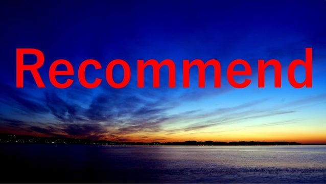 57 Recommend