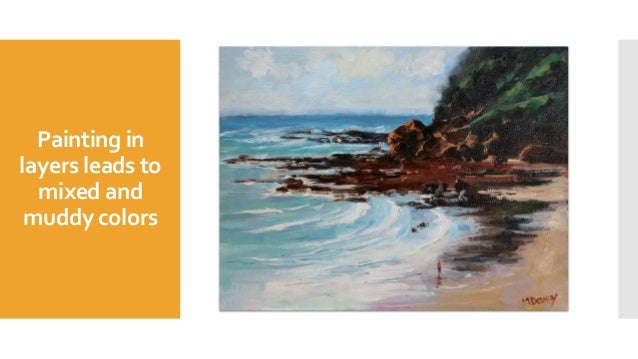 From acrylics to oil painting in 5 easy steps for Oil or acrylic