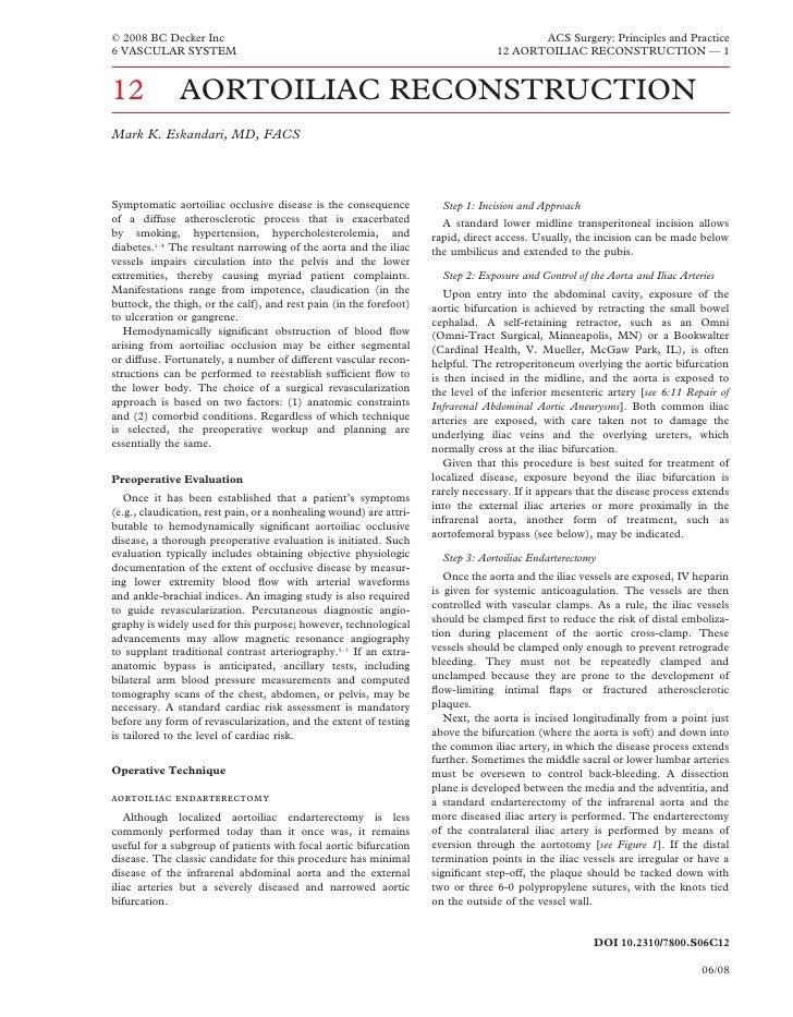 © 2008 BC Decker Inc                                                                     ACS Surgery: Principles and Pract...