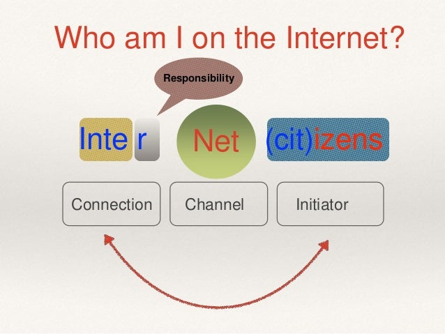 internet gone wild building responsible netizenship