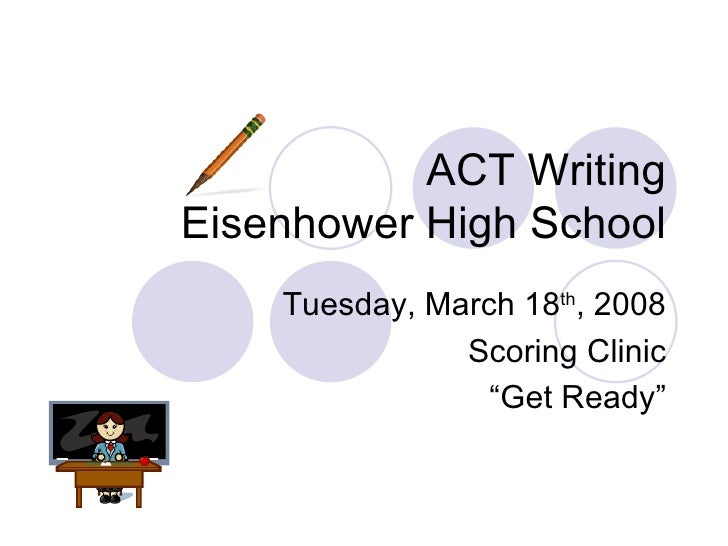 act essays Read about the writing section of the act, act scores, and act prep at the test prep area of peterson's college search.