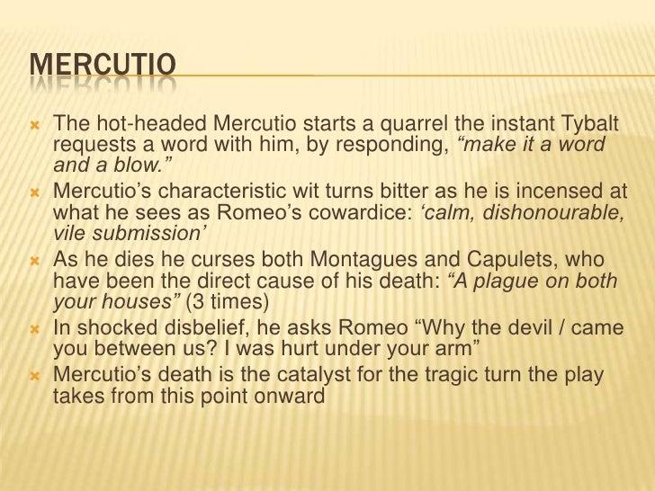 mercutio and tybalt relationship quizzes