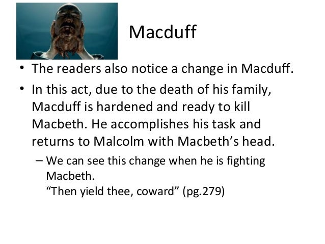 how macbeth changes Analysis of how macbeth changes essay sample macbeth by william shakespeare is the story of how one mans hubris destroys him from it, we can extrapolate and comment on how in society people have a choice.
