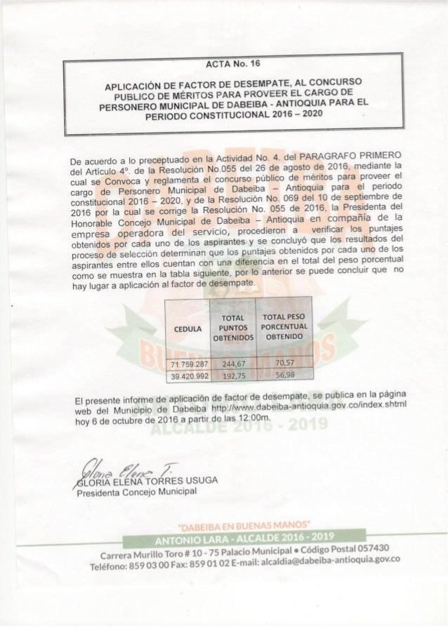 Acta 16