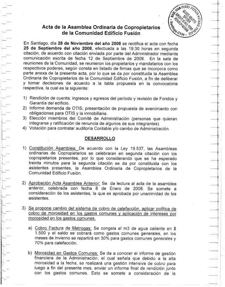Acta ao 2008 nov28
