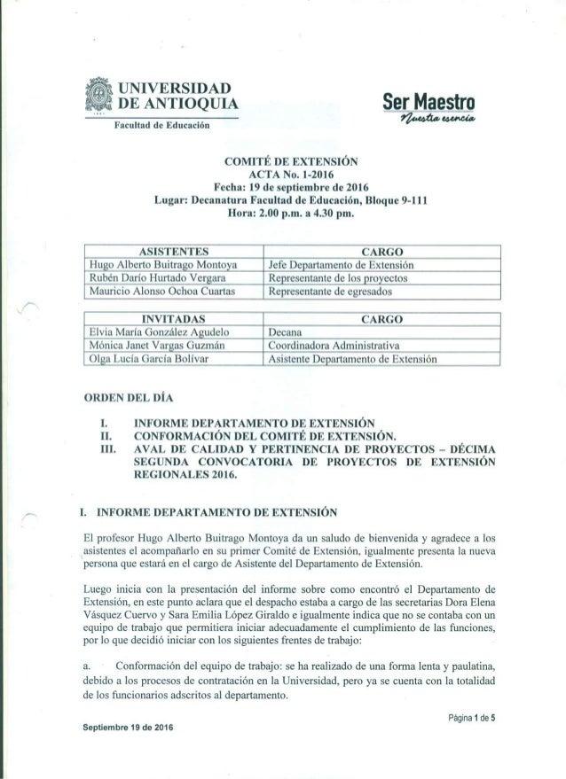 Acta 1 - 2016 (19 de septiembre)