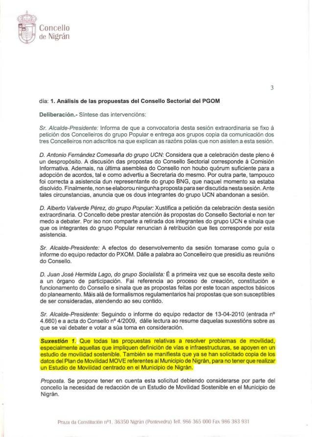 Acta pleno municipal de Nigrán 29-07-2010 Slide 3