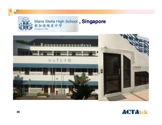 3939 Maris Stella High SchoolMaris Stella High School , Singapore, Singapore