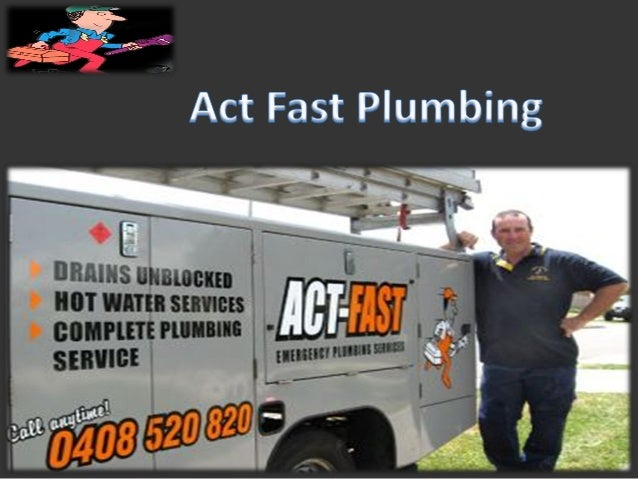 If you are looking for emergency plumber then you can contact us to get the best deal.  Act Fast Plumbing services Geelo...