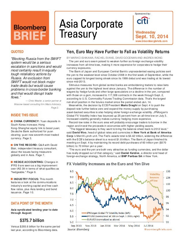 Asia Corporate Treasury