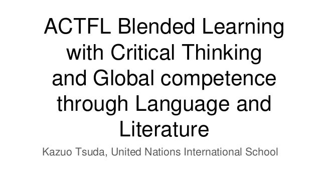 Blended Learning: Transform Daily Class into an Engaging