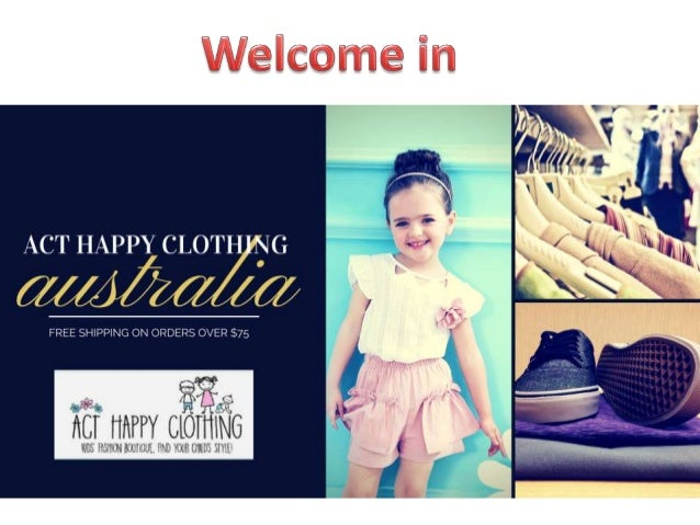 Acthappyclothing Com Au Kids Online Store Australia Afterpay