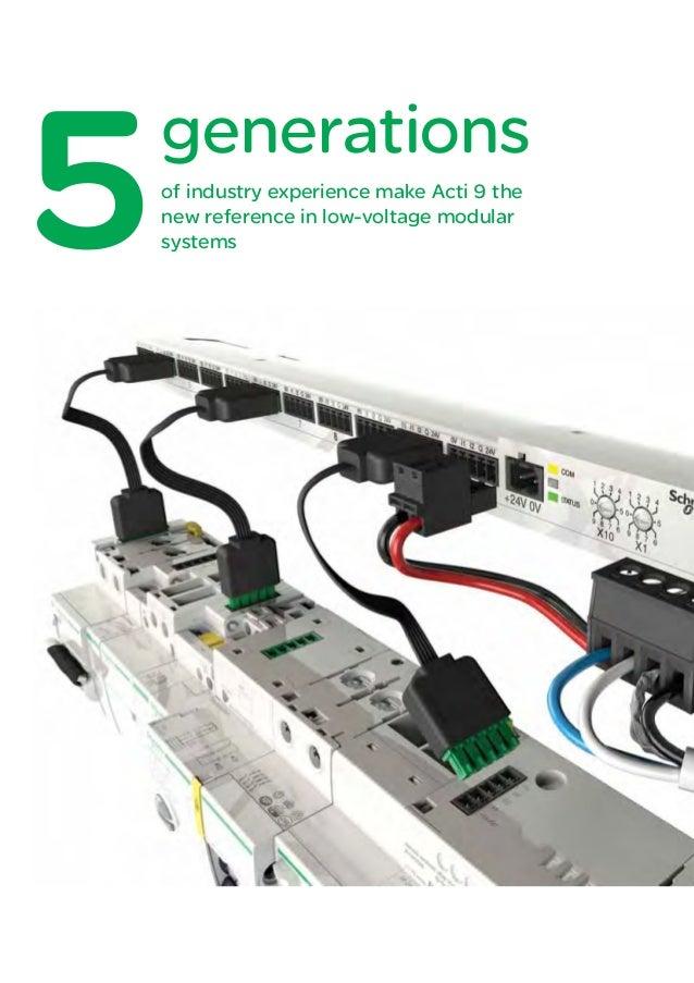 Acti9 Communication System Catalog