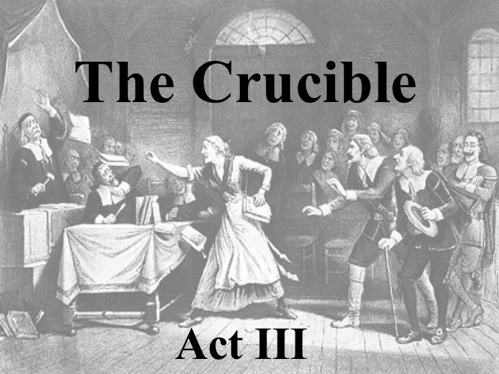 The Crucible Quotes 5