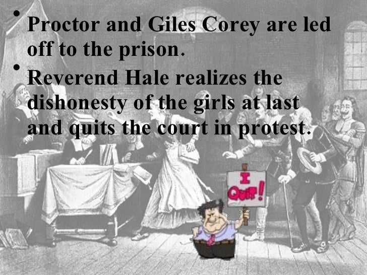 the crucible act 3 The crucibleã â 1 important characters act 3 no new characters 2 plot act 3 the plot of this act was a main court setting there were many characters from the story being accused and others to defend the convicted they start to go through a.