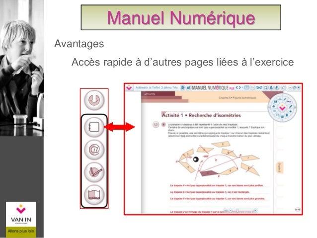 Accès rapide à la théorie relative aux points de matière Manuel Numérique Avantages