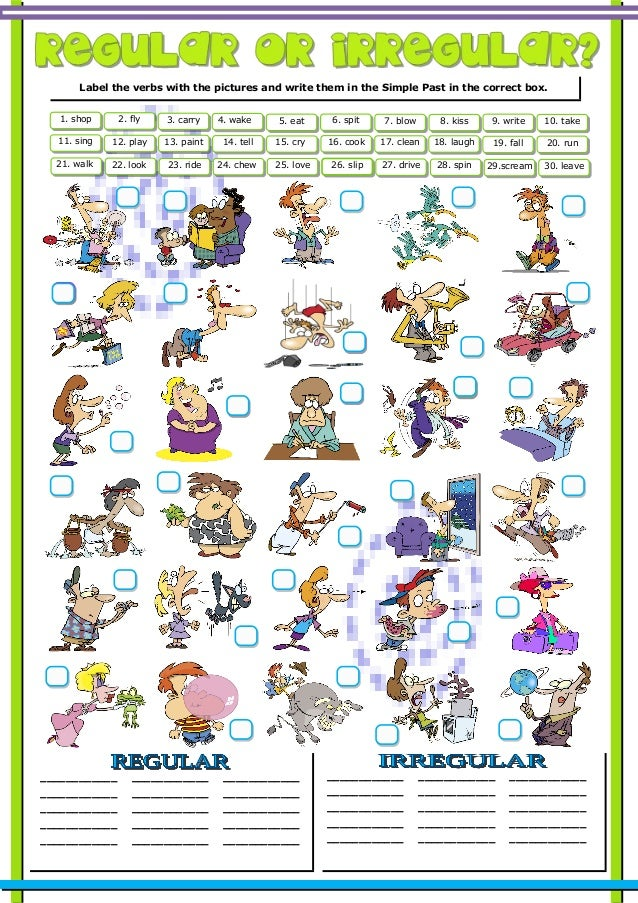 irregular spelling lesson activity Students will practice and understand the rules of plural nouns with these engaging activities and posters students will use the rules to identify regular plural nouns and irregular plural nouns.