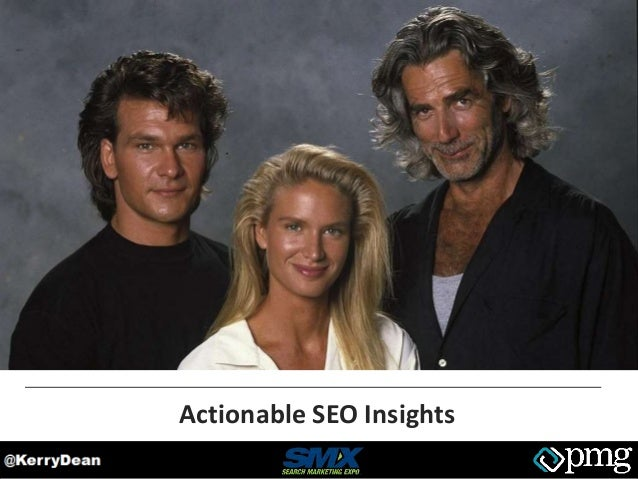 Actionable SEO Insights