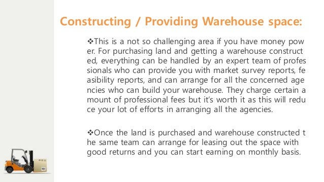 How to Start a Warehousing Business in India? - Best Tips
