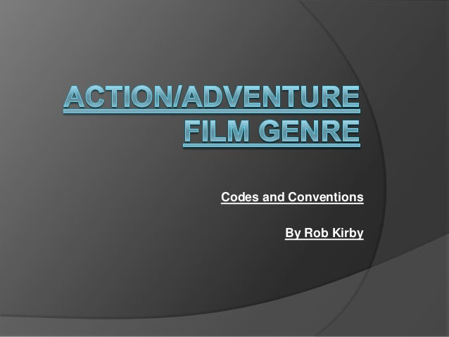 Codes and Conventions By Rob Kirby