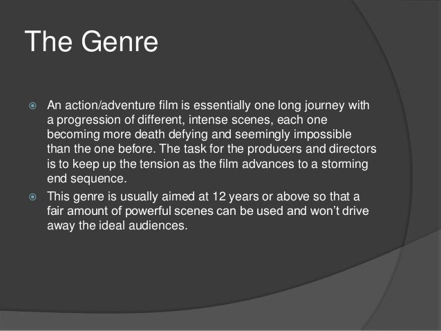 adventure genre Genre, action adventure sub-genre, spy thriller narrative, james bond  uncovers the existence of the spectre organisation and is on a quest to find the.
