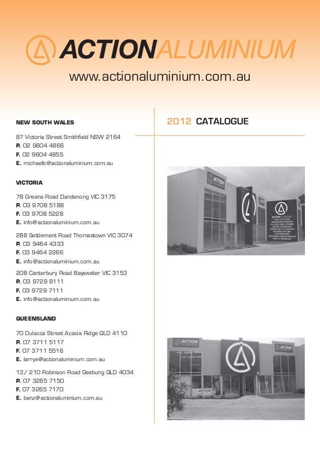 Aluminium catalogue_2012
