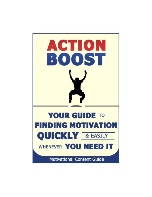 How To Use This Guide:Consider this guide your rolodex to motivation. We have scoured theinternet to bring you all of its ...