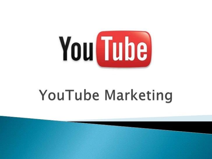 YouTube Marketing<br />