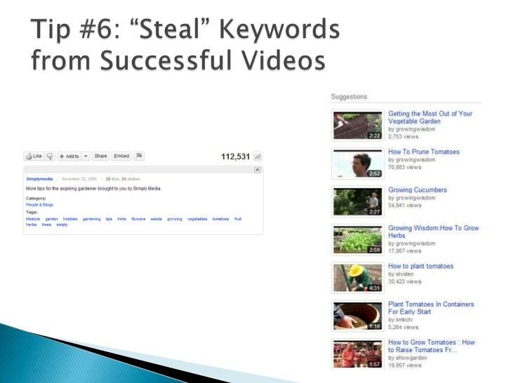 Tip #5: Put Your Keywords Everywhere<br />https://adwords.google.com/select/KeywordToolExternal<br />
