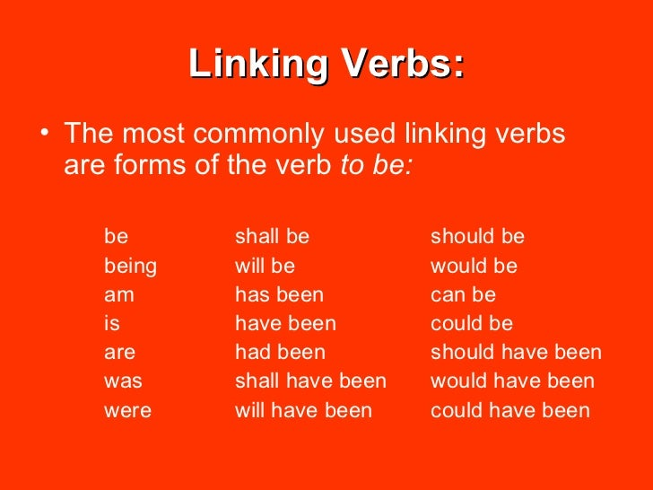 linking and action verbs worksheet