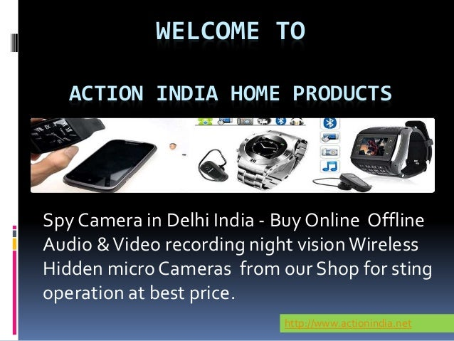 066bac6e9 Spy Hidden Camera in Delhi