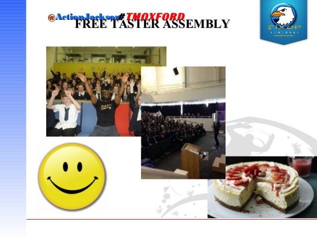 @@ActionJacksonActionJackson#TMOXFORD FREE TASTER ASSEMBLYFREE TASTER ASSEMBLY