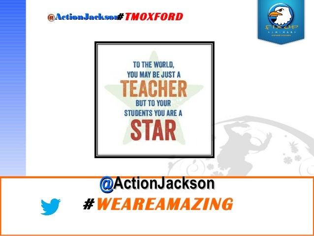 @@ActionJacksonActionJackson#TMOXFORD @@ActionJacksonActionJackson #WEAREAMAZING