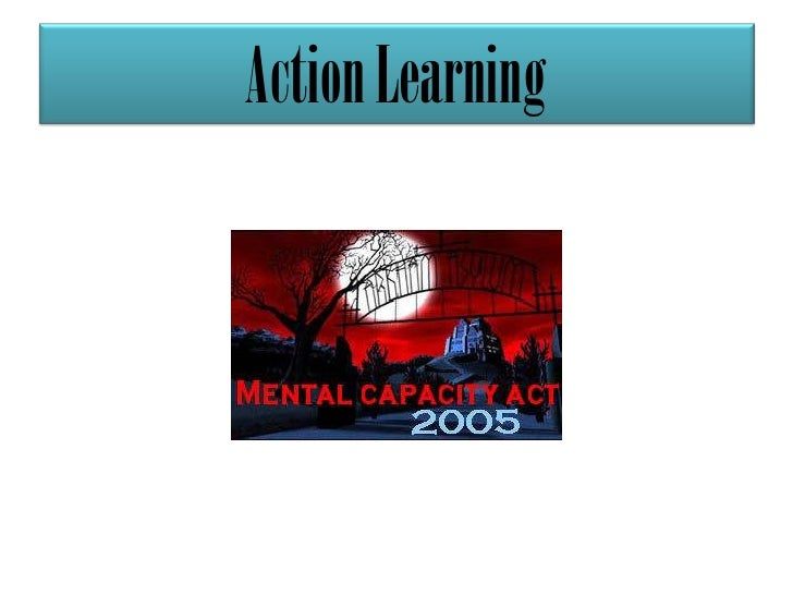 Action Learning<br />
