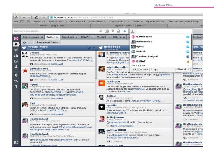 Social Network•    A che cosa Servono?       •   Web Reputation       •   Awareness       •   Aumento dei link in ingresso...