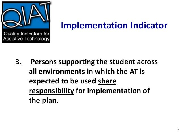 assistive technology plan Gpat has developed resources to assist educational teams in the implementation and integration of assistive technology into instructional activities these resources address the development of assistive technology intervention plans and technology enhanced lesson plans.